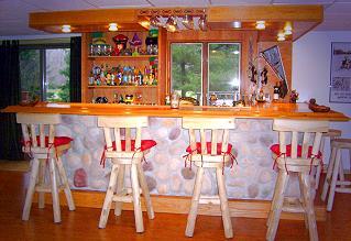 Northwoods Bar Front