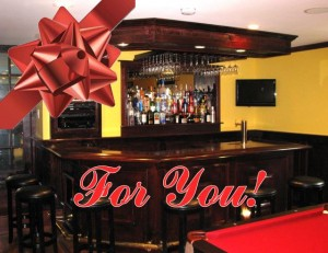 give the gift of bar plans