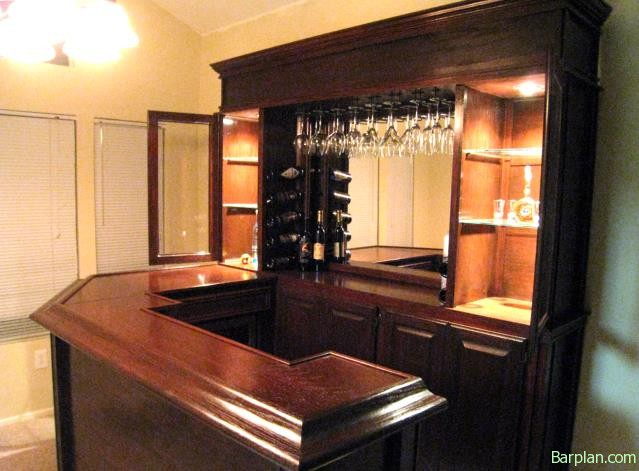 Home bar design ideas for basements native home garden design - Basement bar layout ideas ...