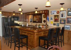 fisk basement bar