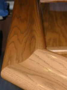 cgicago style bar rail