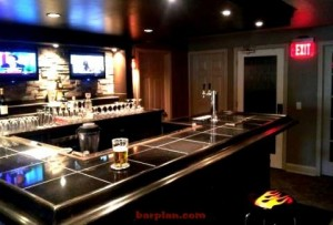 Wet Bar Vs Dry Bar Easy Home Bar Plans