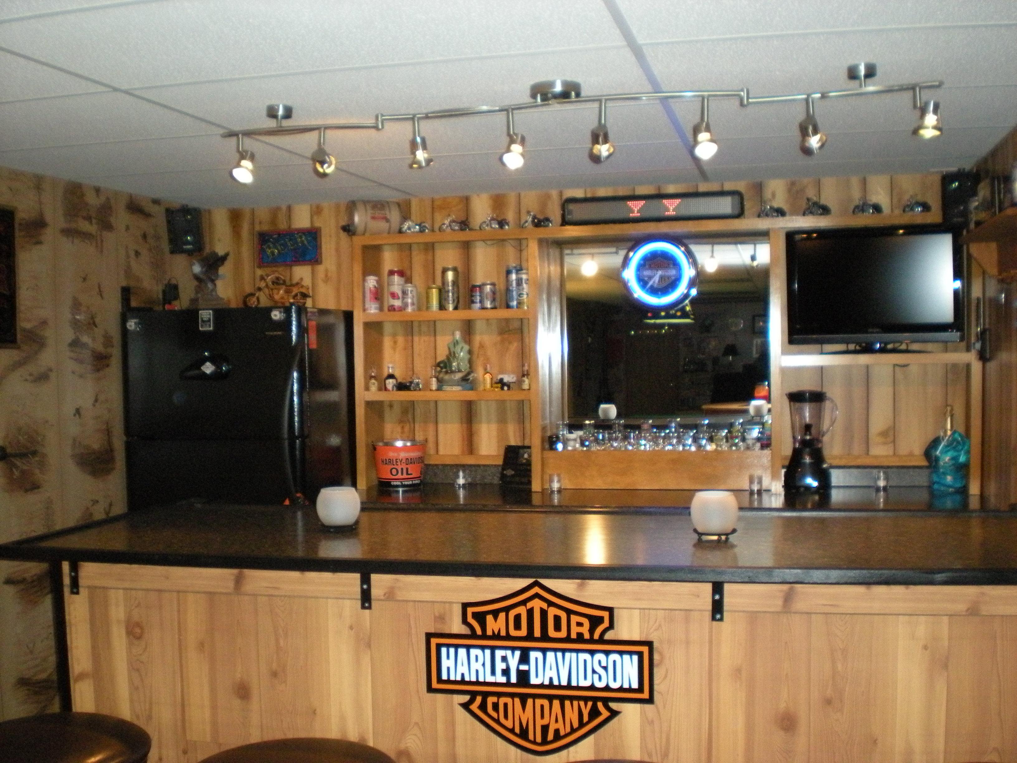 harley biker bar