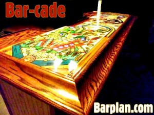 Superb New Life For An Old Pinball Machine