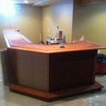 home bar project