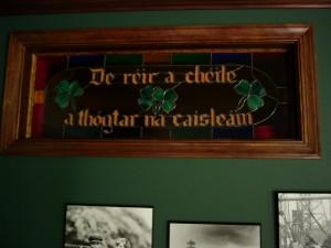 irish bar pub