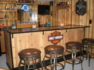 Harley Bars 1