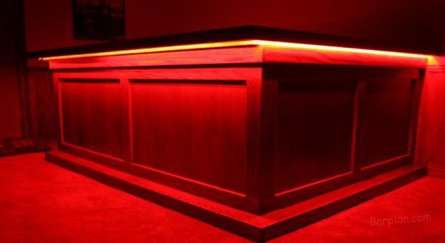 Advantages Of Led Home Bar Lighting Easy Plans
