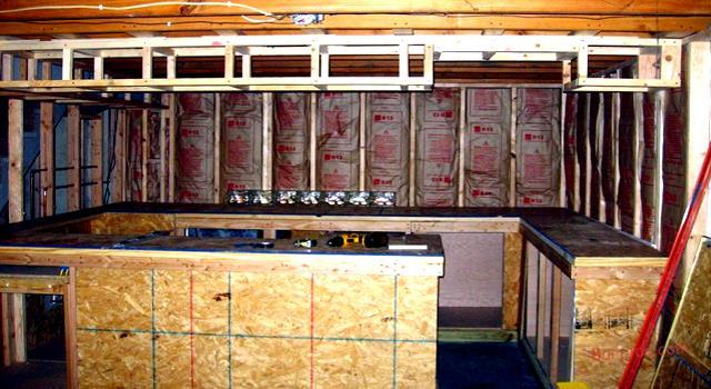 Basement Bar Planning Easy Home Bar Plans