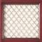 wine lattice grille