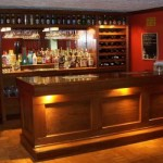 basement bar plans
