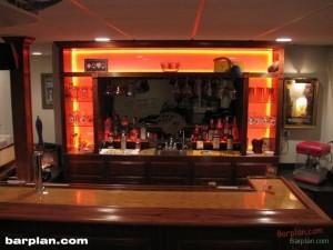 led bar back lights