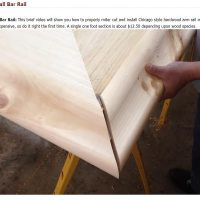 How to Install Bar Rail