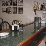 easy bar project
