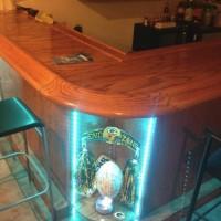 round corner packers bar