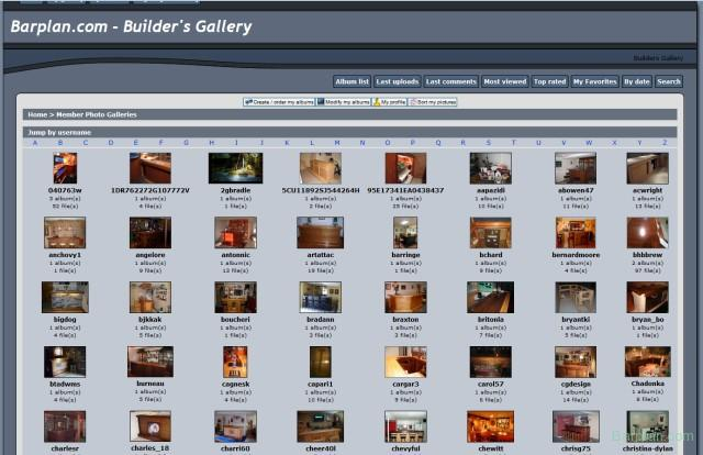 project photo gallery