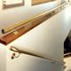 brass bar rail