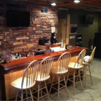 Bar Back Ideas and Photos