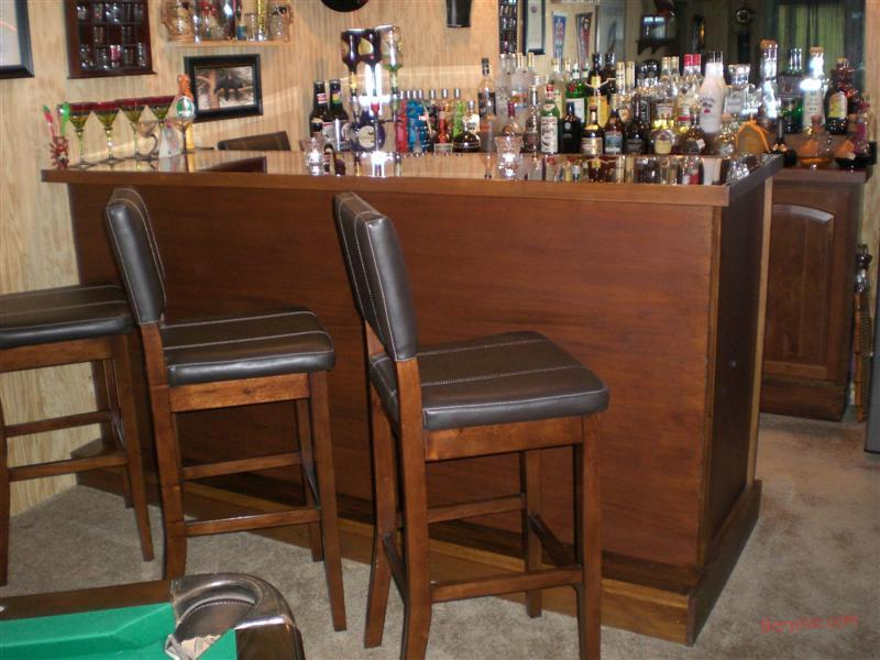 Ehbp 01 Basic Bar Design Easy Home Bar Plans