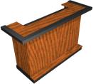 Portable Tailgate Bar