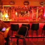 Holiday Theme Bar