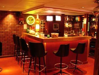 ehbp 02 basic l shaped bar easy home bar plans. Black Bedroom Furniture Sets. Home Design Ideas