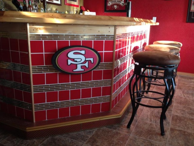 Home Sports Bar Plans 1