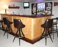standard bar plans