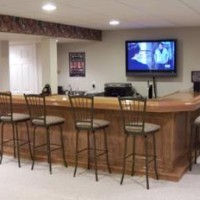 Home Sports Bar Plans