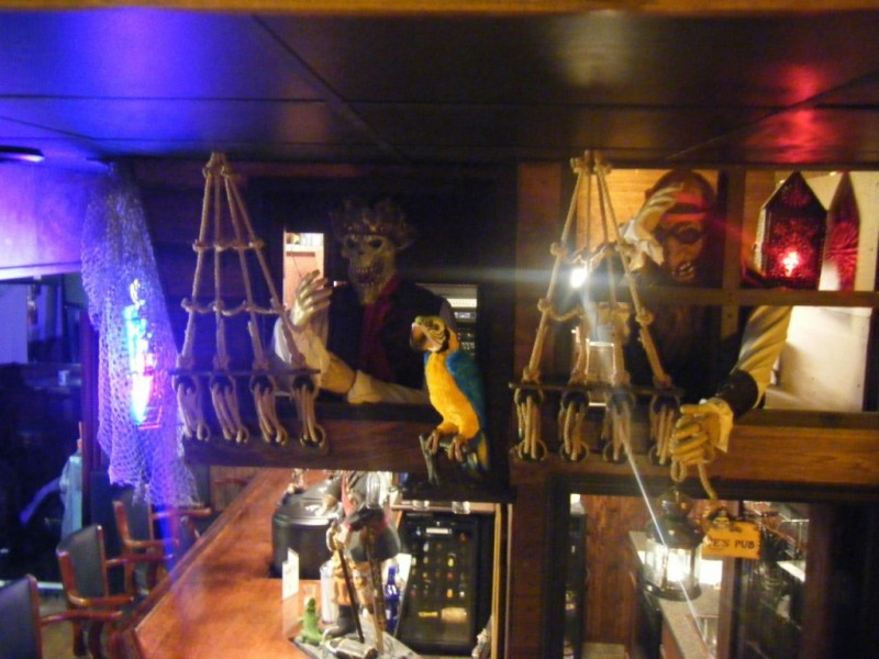 The Dungeon Pirate Bar