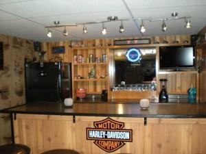 harley bar pub