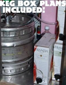 keg box plans