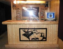 the busted musket saloon