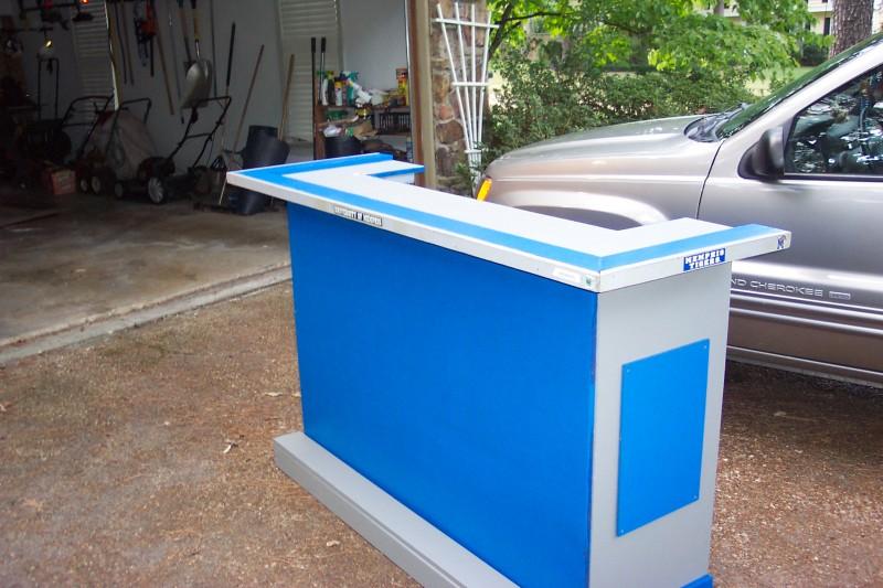 Memphis Tigers Mini Bar