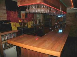 17 foot bar