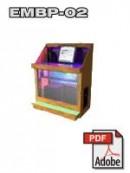 juke box cabinet plans