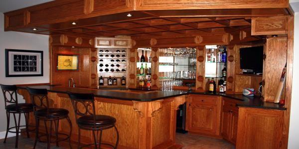 full canopy bar