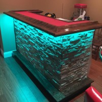 green led bar lights