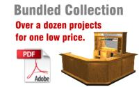 bundled bar plans collection