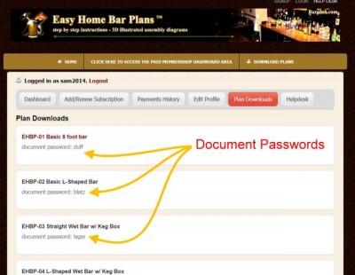 download plans