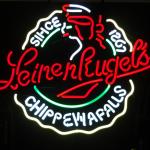 leinies beer sign