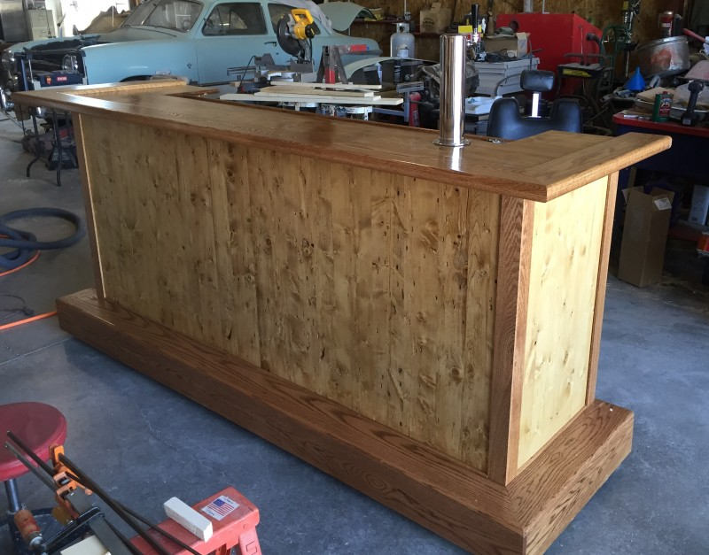 Wormy Beer Bar Project
