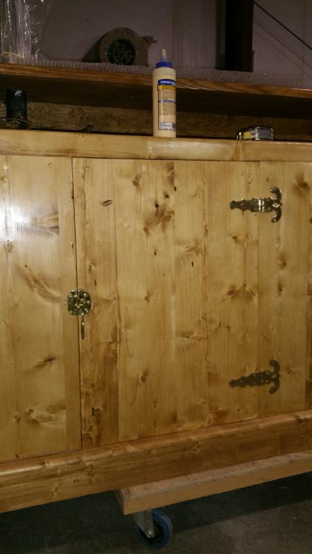 custom bar siding