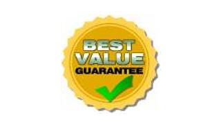 Best Value Guaranteed