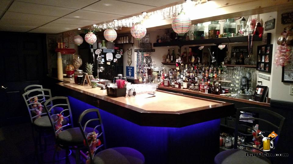 Recent Home Bar Projects 1