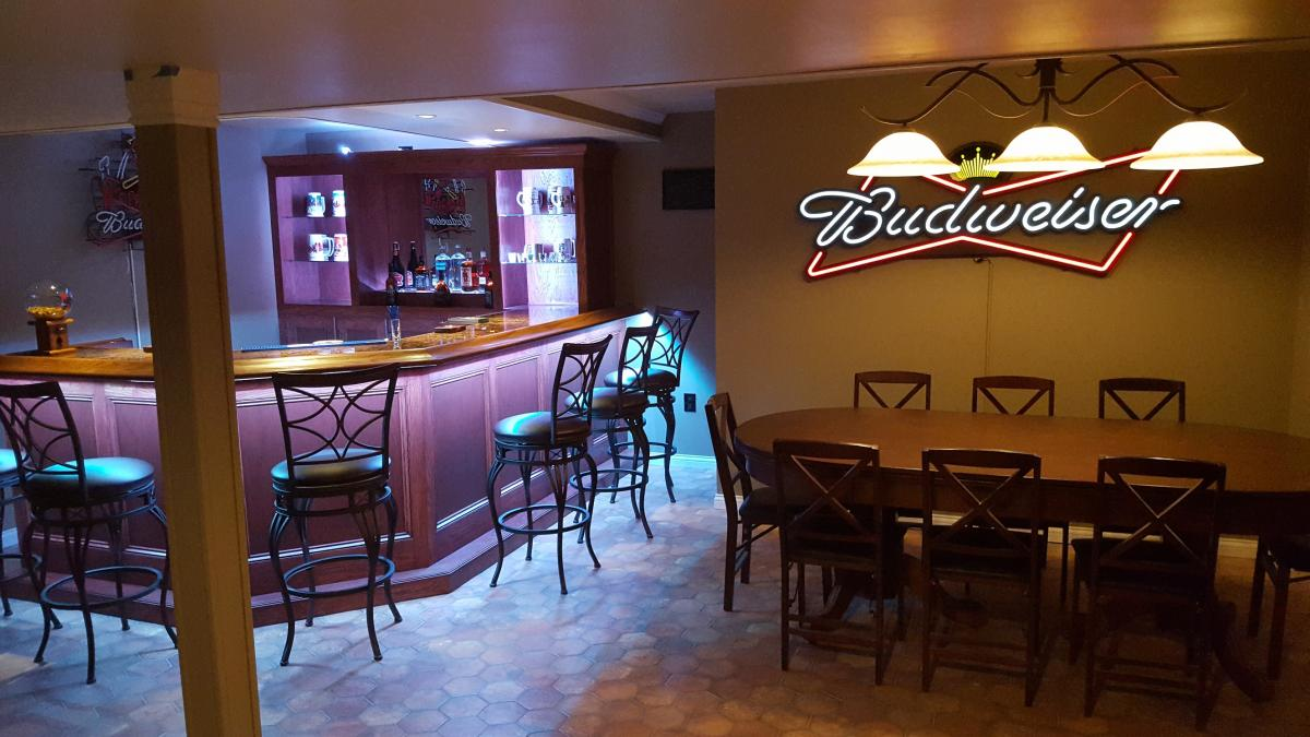 Recent Home Bar Projects