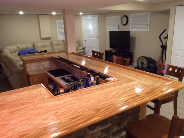 Recent Home Bar Projects 2