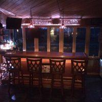 home patio bar