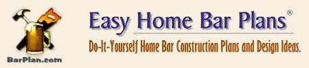 Easy Home Bar Plans