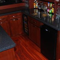composite wet bar counter top